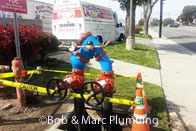 Carson, CA - Backflow Installation and Repair